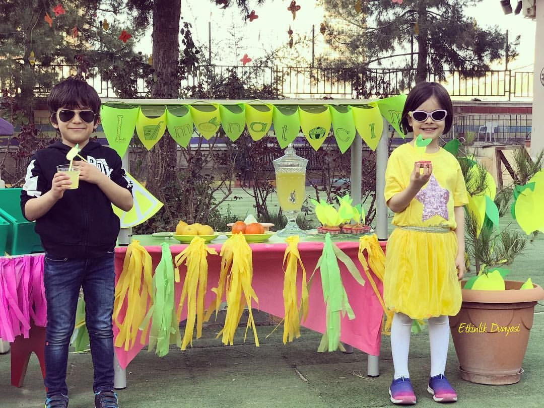 lemon#lemonade#lemonadeactivity#orange#orangeactivity#pink#yellow ...