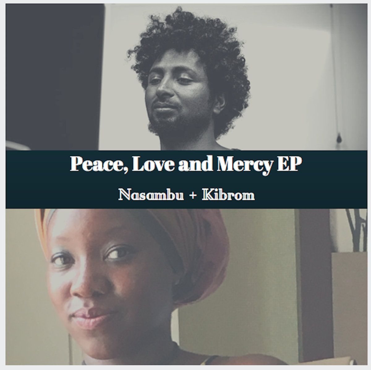 Peace, Love and Mercy, The EP cover art