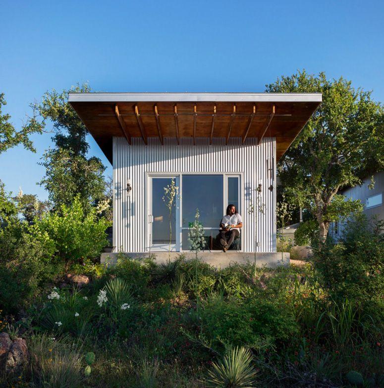 Matt Garcia Design Llano Exit Strategy Desire To Inspire Desiretoinspire Net Exit Strategy Tiny House Architecture