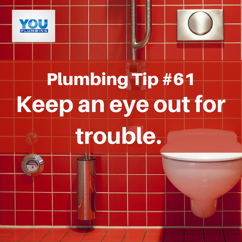 When It Comes To Plumbing Little Leaks Can Lead To Big Problems Be Alert To Signs Of Impending Plumbing F Leaking Faucet Plumbing Problems Plumbing
