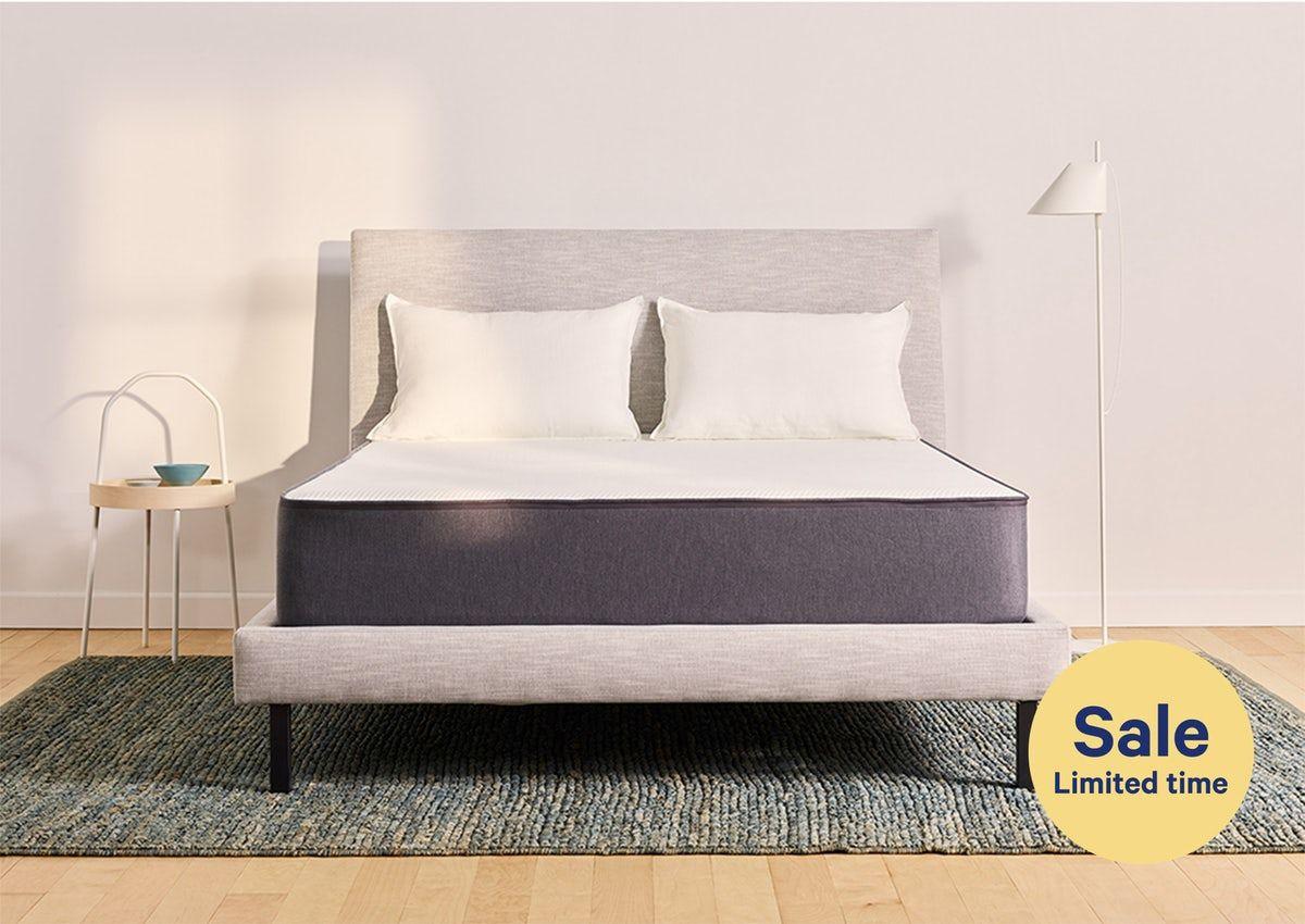 The Casper Mattress Casper Mattress Upholstered Bed Frame