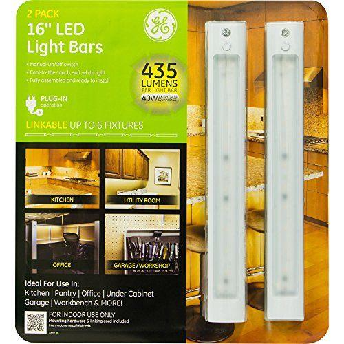 Ge Led Light Bar 2pk 16 Inch Ge Http Www Amazon Com Dp