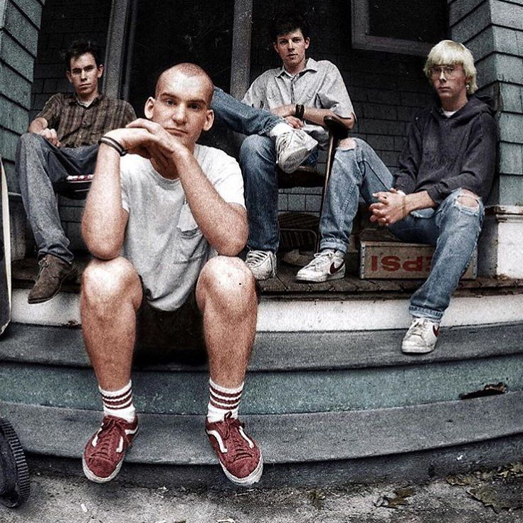Lyric minor threat in my eyes lyrics : Another killer Minor Threat colorization by the talented ...