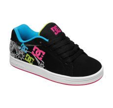 6cd5b7d9a749 Girls Pixie Starburst Shoes - DC Shoes | {maeson} | Sneakers, Shoes ...