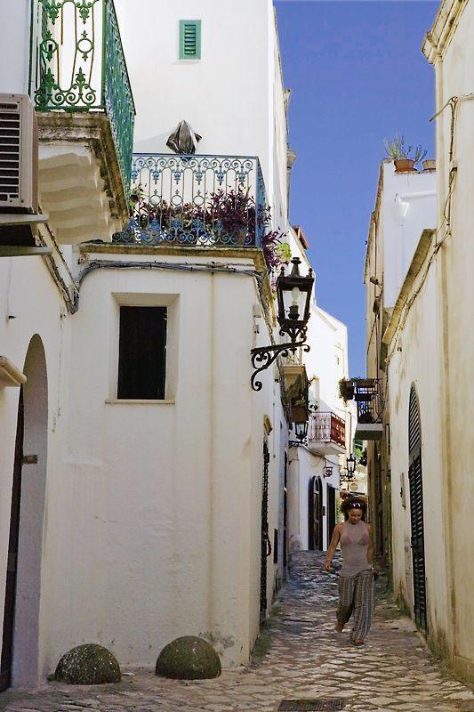 Via Melorio, Otranto, ITALY a photo from Lecce, Apulia