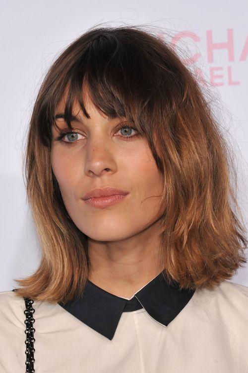 Alexa Chung Hair Ombre Www Pixshark Com Images