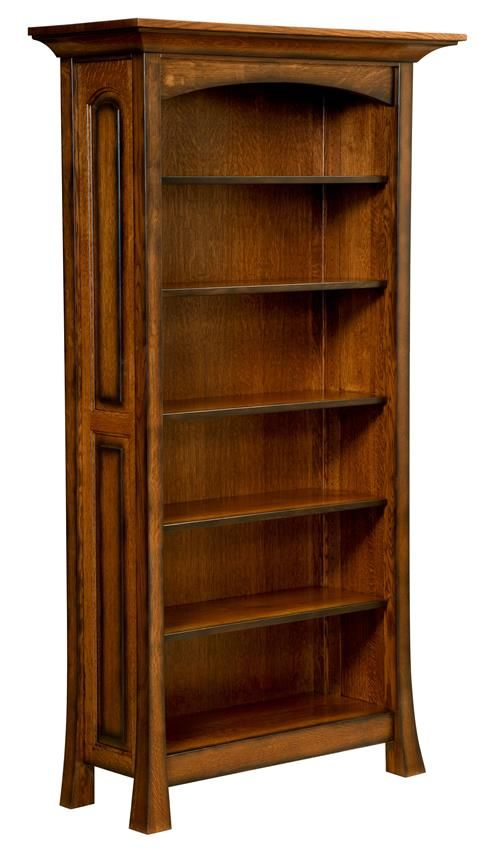 Amish Olde Century Bookcase Choose From Four Sizes As Well As The