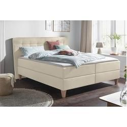 Photo of Cama con somier Delavita Ascola Delavita