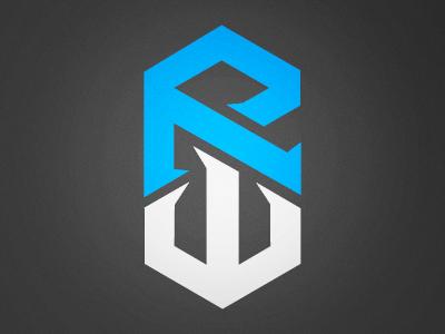 Rw Personal Logo Personal Logo Logos Personal Logo Design
