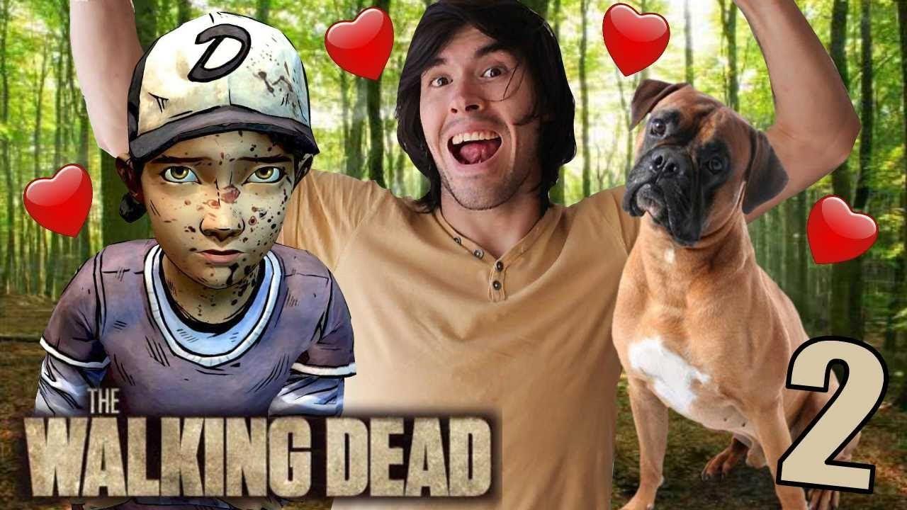 MI NUEVO MEJOR AMIGO | The Walking Dead Temp. 2 | Parte 2