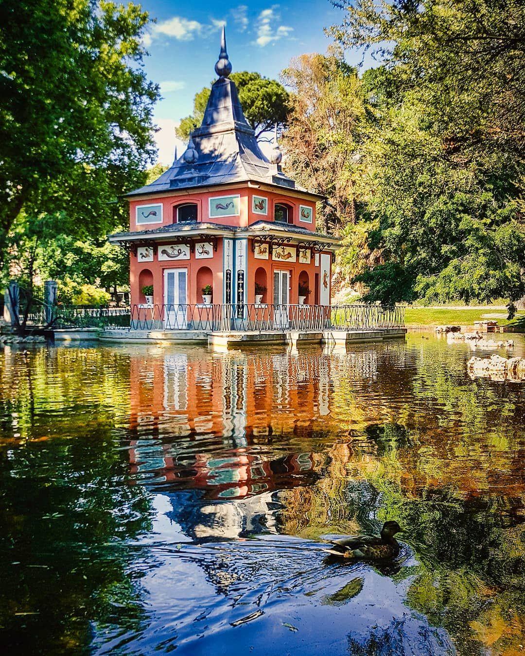 La Imagen Puede Contener árbol Cielo Planta Exterior Agua Y Naturaleza House Styles Mansions House