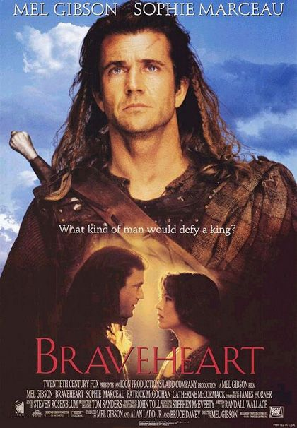 Enchanted Serenity Of Period Films Medieval Films Braveheart 1995 Movies Movies Worth Watching