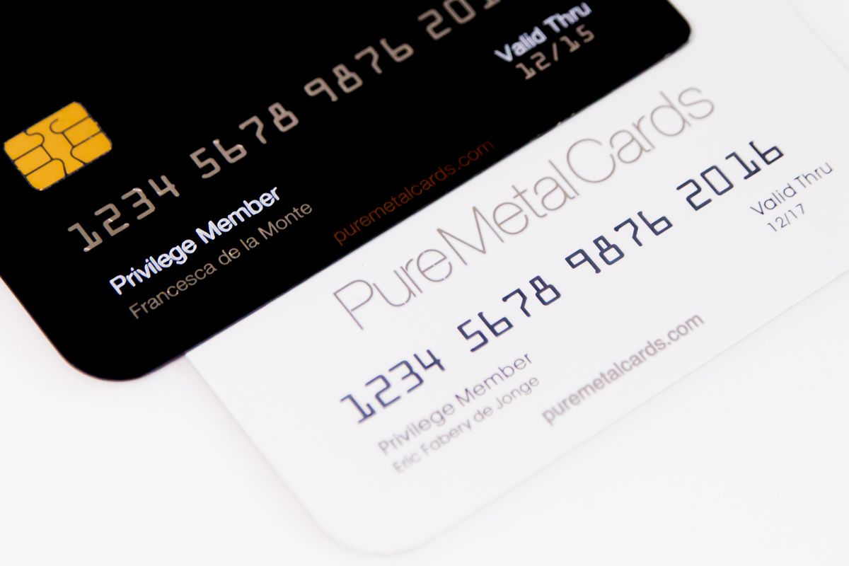 Personalize Your Metal Membership Cards  Business Cards