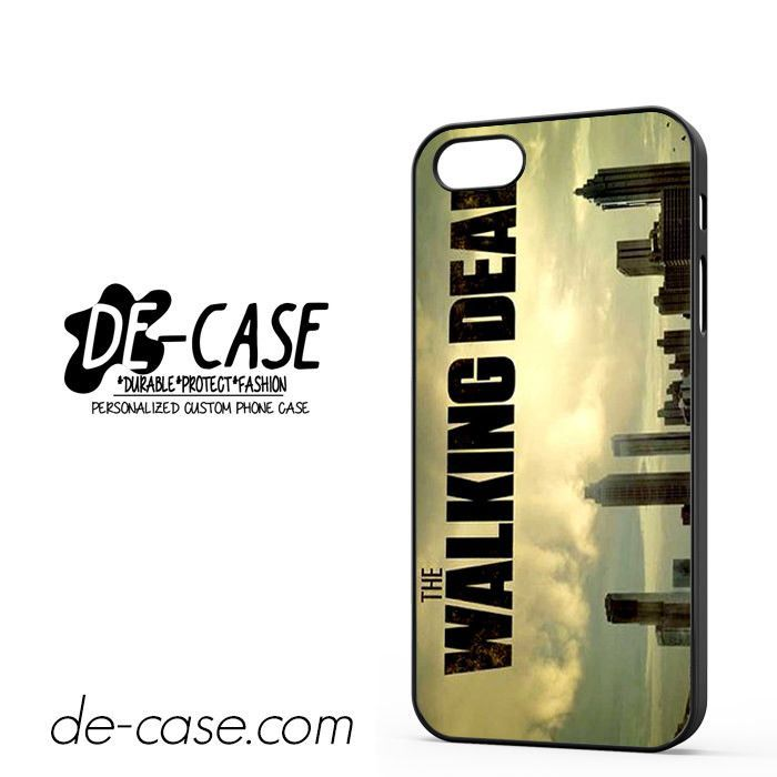 The Walking Dead Series DEAL-11112 Apple Phonecase Cover For Iphone SE Case