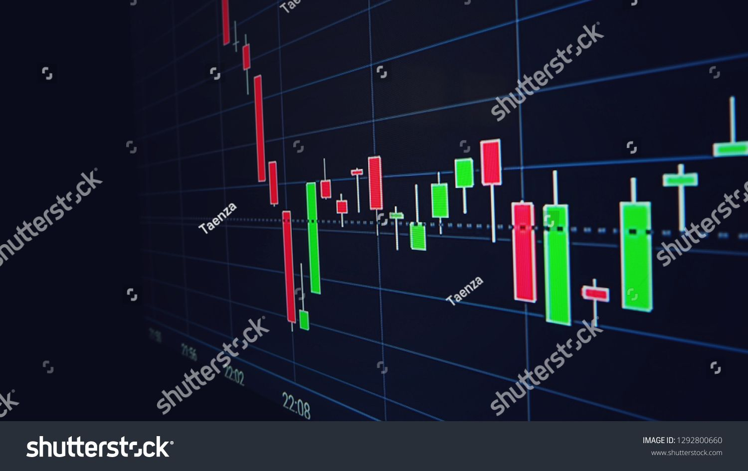 Candlesticks On Forex Business Candle Stick Graph Chart Of Stock Market Investment Trading Stock Market Or F Stock Market Investing Stock Charts Stock Market