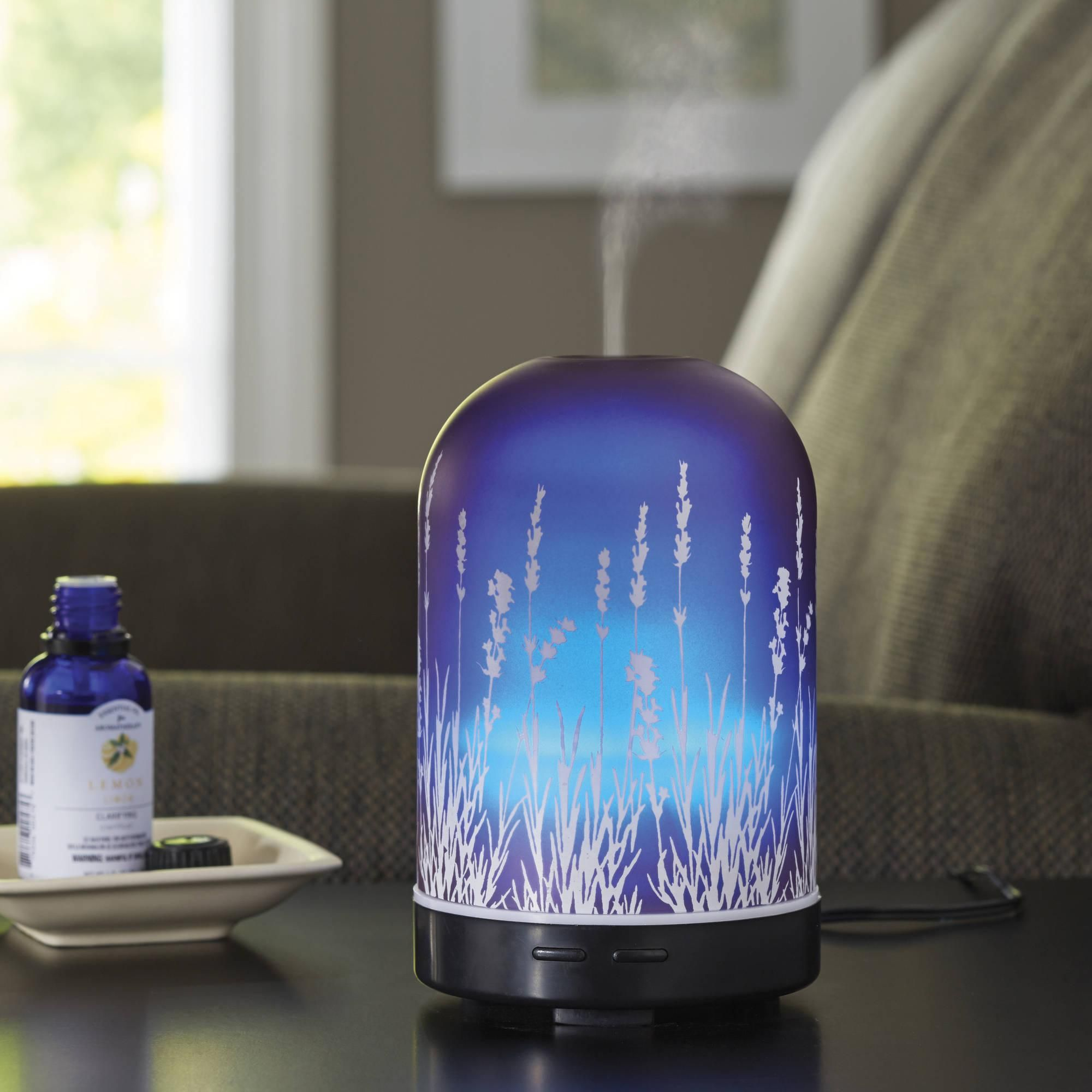 Better homes and gardens essential oil diffuser lavender fields household Better homes and gardens diffuser