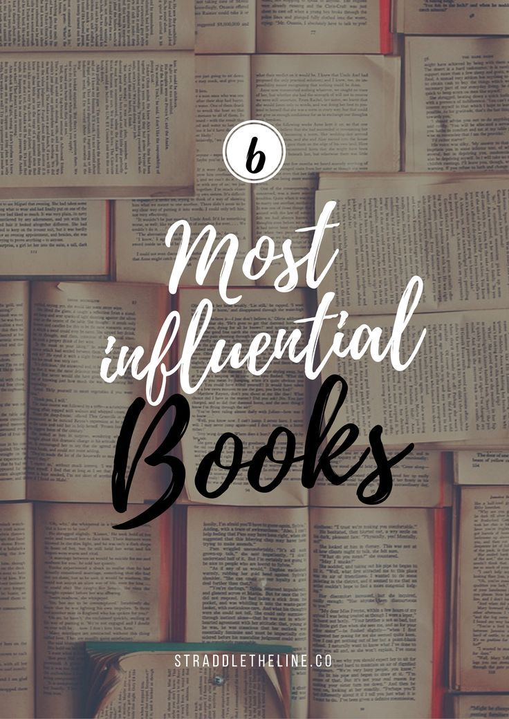 Discover the 6 most influential books to read in your early 20s.