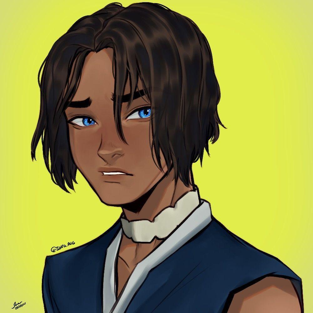 Sokka With His Hair Down In 2020 Avatar Zuko Avatar The Last Airbender Art Avatar Airbender
