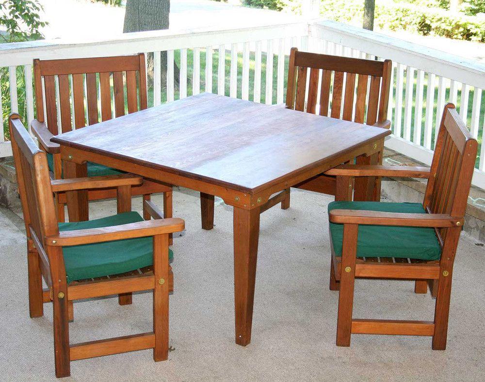36 Cedar Get Together Dining Set Outdoor Dining Set Patio