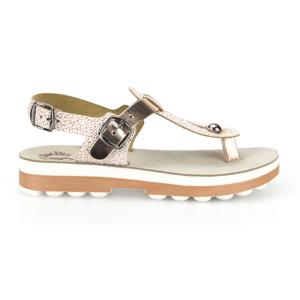 Fantasy Sandals Marlena argent - Chaussures Sandale Femme