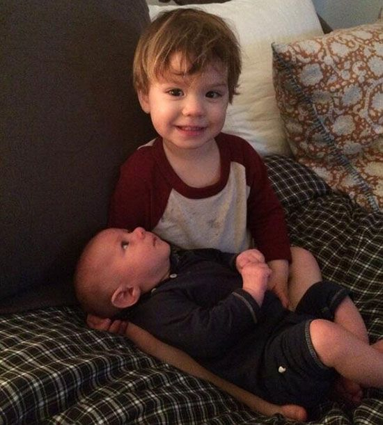 Jared Padalecki shares cutest photo of his sons Thomas ...