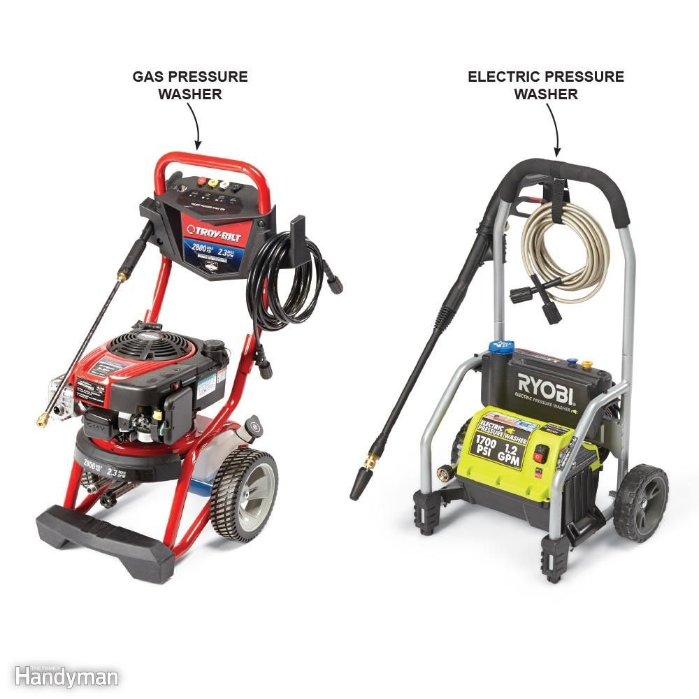 The Best Electric Pressure Washers Reviews And Buying Tips Best Pressure Washer Electric Pressure Washer Pressure Washer Tips