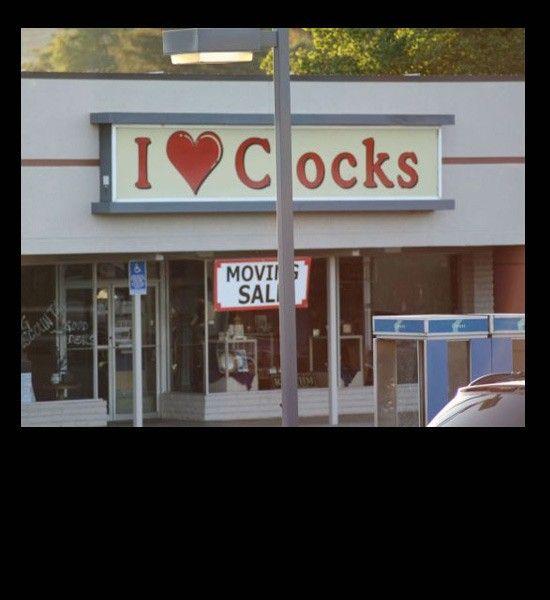 store cocks