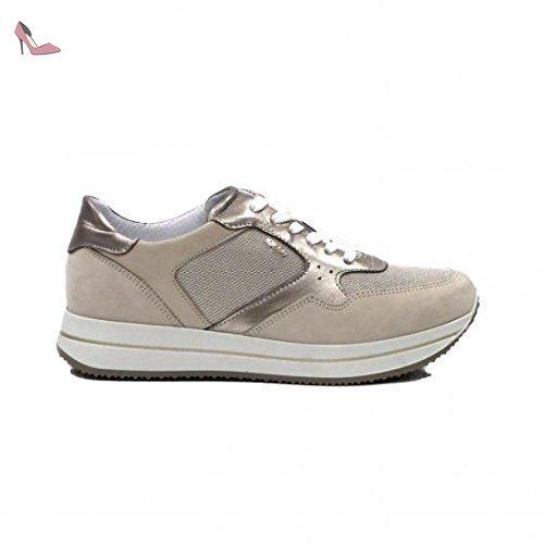 IGI Co Chaussure Homme Taupe Beige/Taupe igico - beige - beige, 40 EU EU