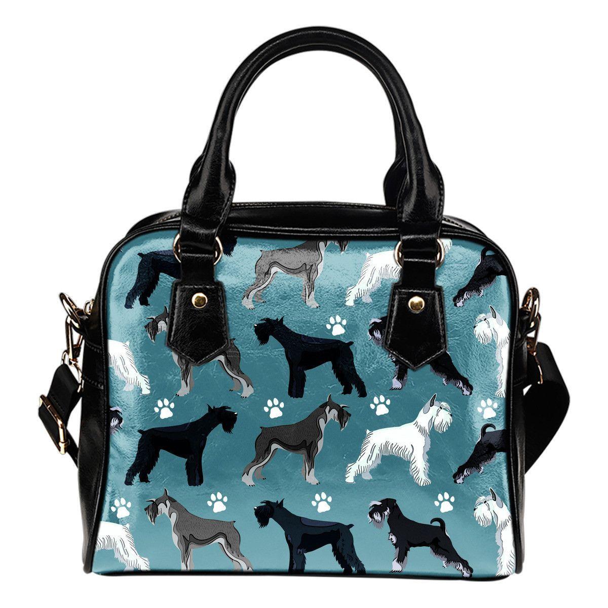 Miniature Schnauzer Handbag