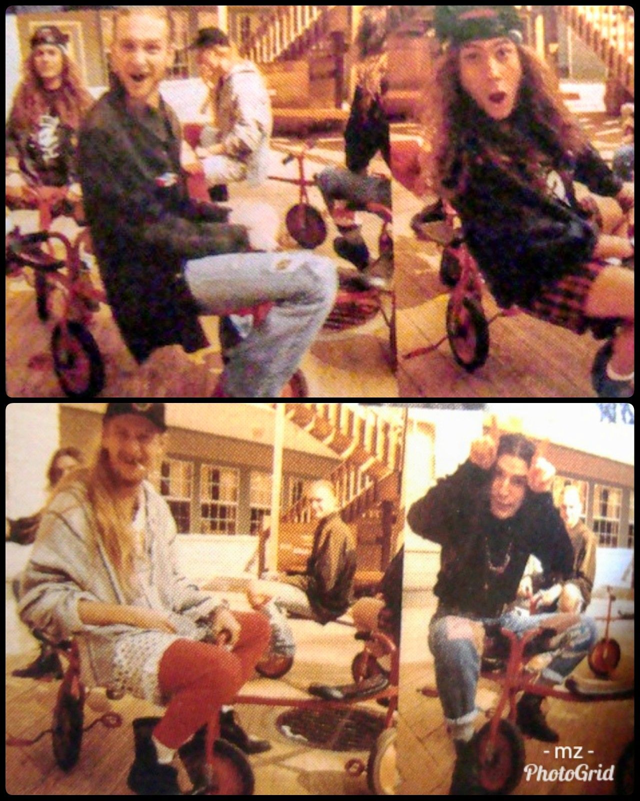 Outtakes From The 9 29 1991 Alice In Chains Rolling Stone Magazine