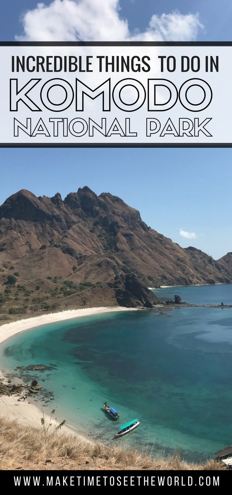 How to Plan a Trip to Komodo Island Things To Do, Stay & Eat ...