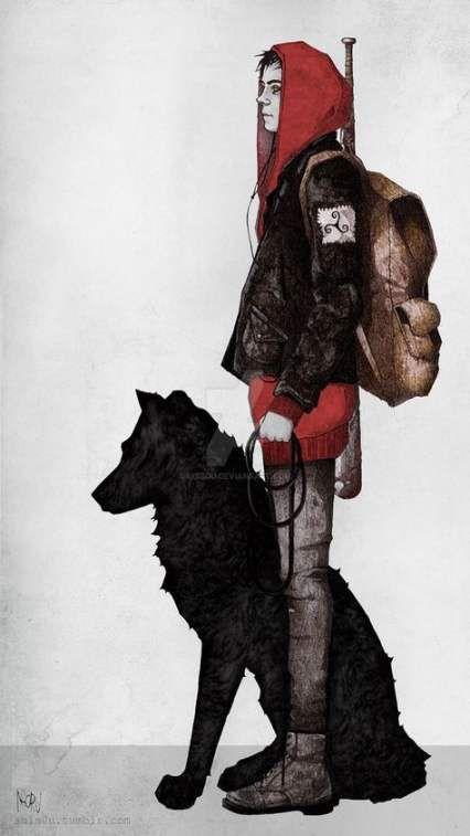 Photo of 15+ Trendy Drawing Anime Wolf Fan Art