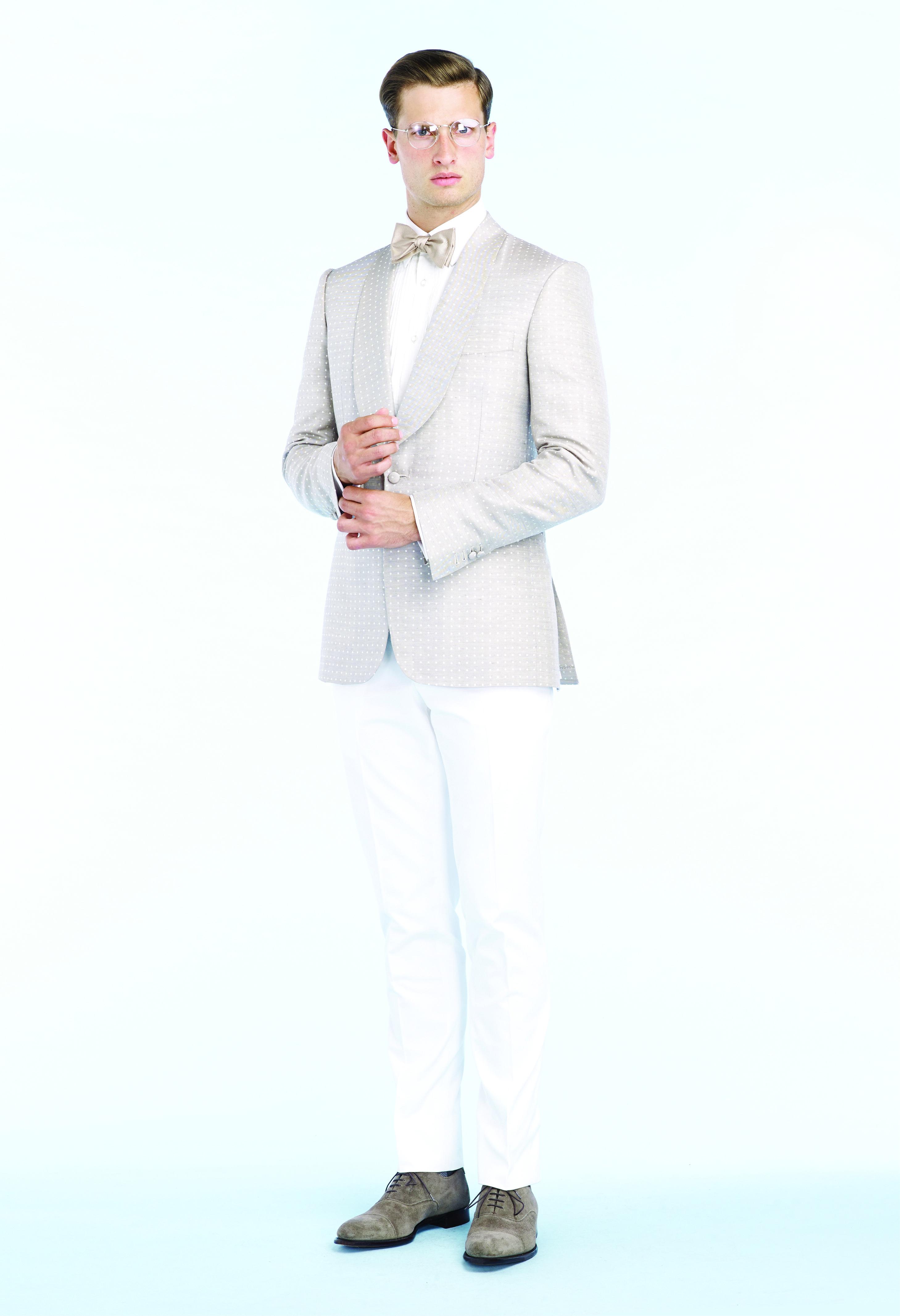 Champagne Cotton Dress