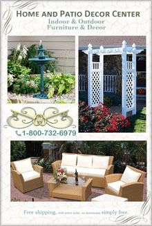 Genial Special Offer From Home And Patio Decor: Get 5% Off Your Order Plus Free  Shipping
