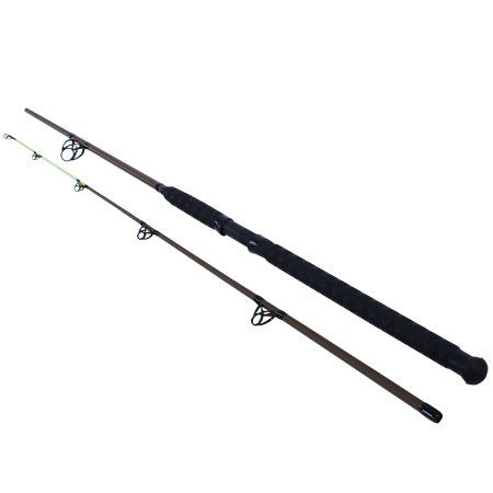 Berkley Mudcat Spinning Rod 8' Length, 2-Piece Rod, 12-25 lb