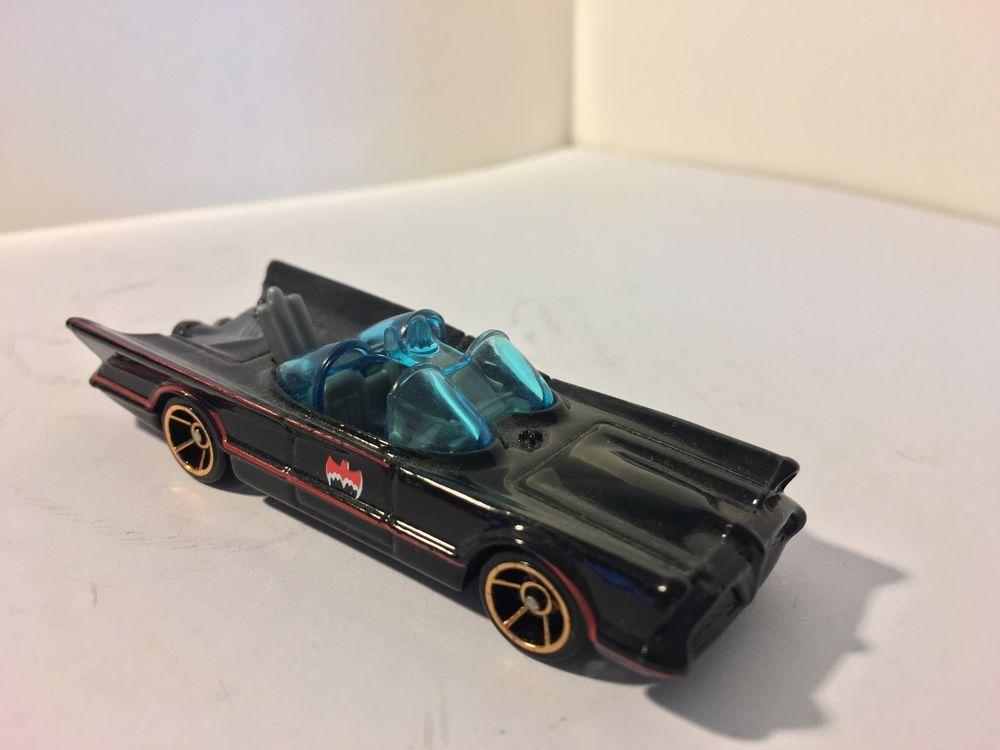 67f4966649a5a4 Hot Wheels DC Comics S06 Batmobile #HotWheels | Marvel & DC Hot ...