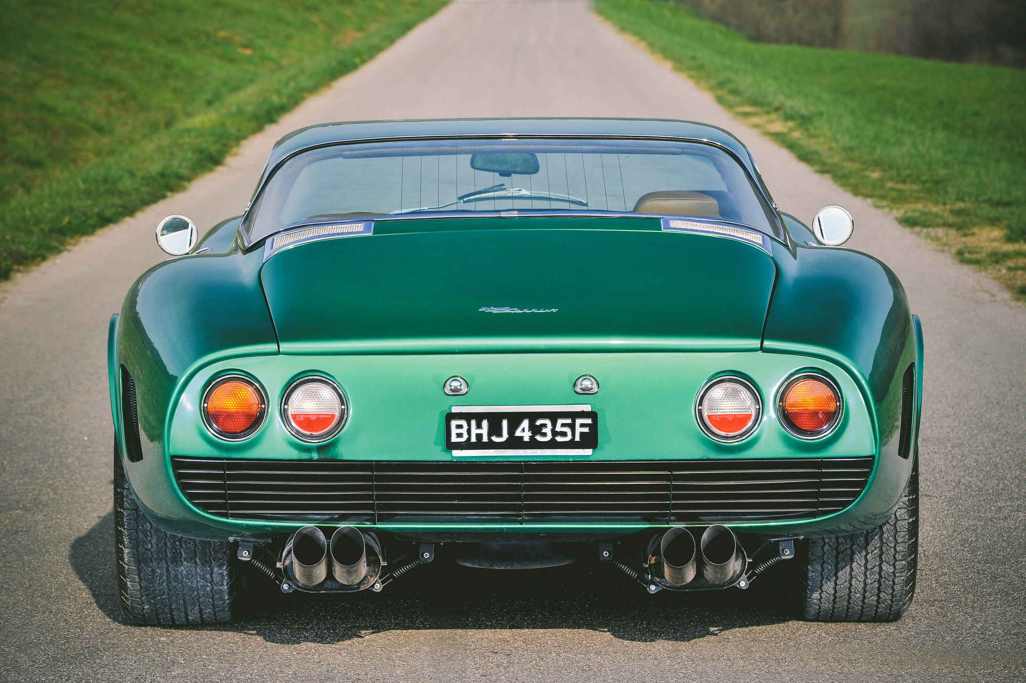 This Bizzarrini 5300 GT Strada Alloy is the Sexiest Car You've Never Heard Of - Supercompressor.com