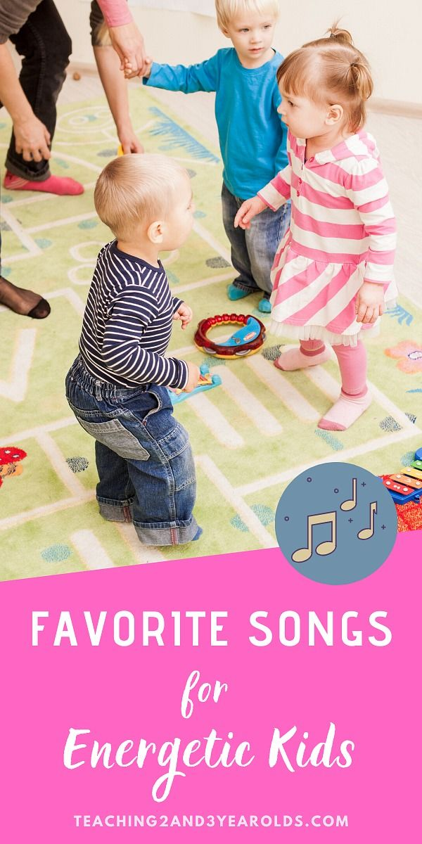 Looking for preschool music that helps energetic kids? This collection is perfect for getting those wiggles out, especially when stuck indoors! #music #kidsmusic #songs #energetickids #indooractivities #kidsindoors #preschoolsongs #preschoolmusic #AGE3 #AGE4 #teaching2and3yearolds