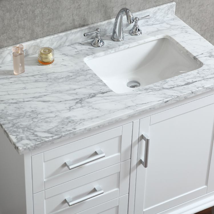 Marble Sink Countertop Google Search White Vanity Bathroom Bathroom Vanity Designs Bathroom White Sink