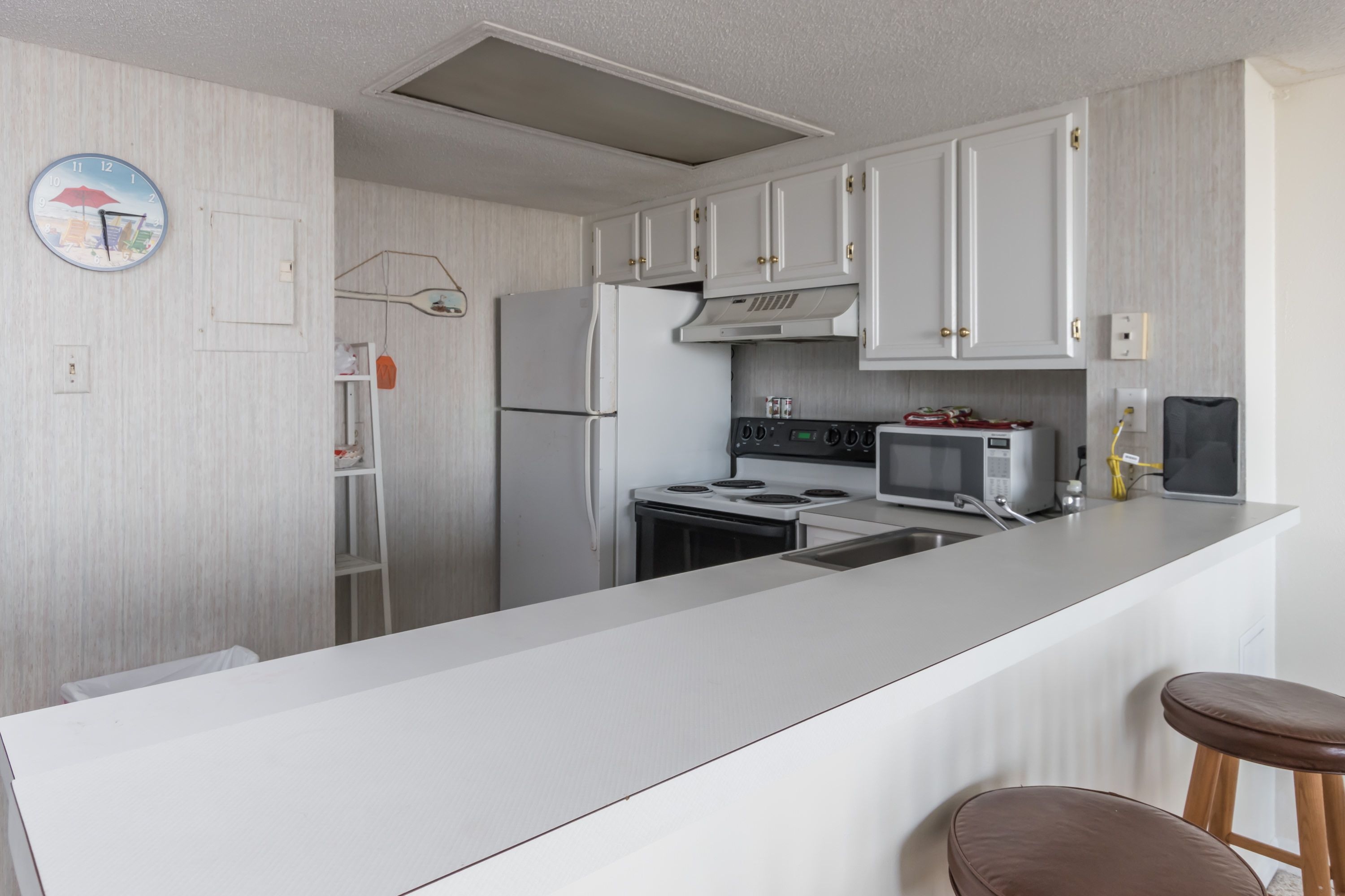 Fully Equipped Kitchen Ocean City Home Decor Ocean City Rentals
