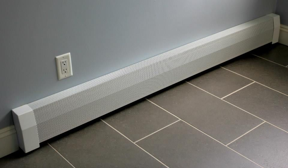 Radiator Cover For Baseboard Heater
