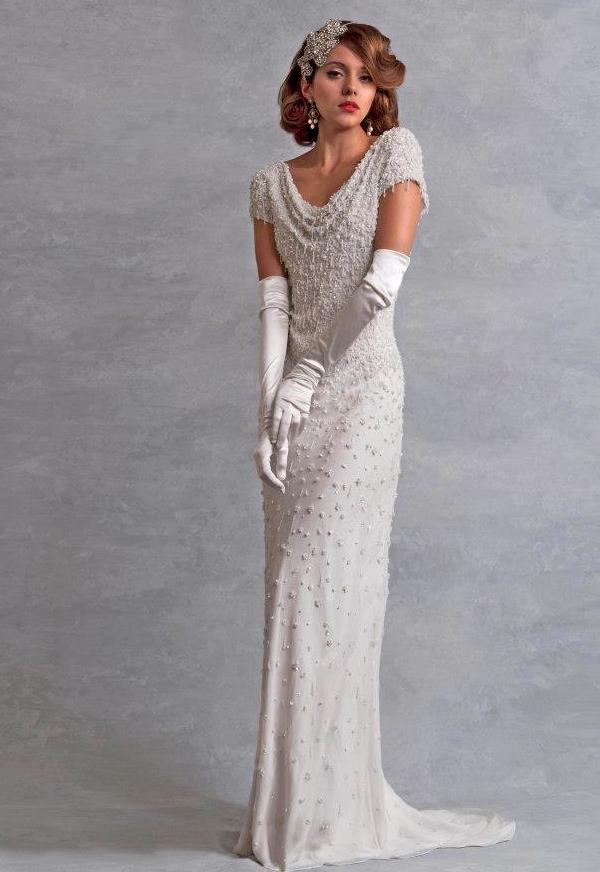 Vintage Inspired Eliza Jane Howell Wedding Dresses | dresses ...