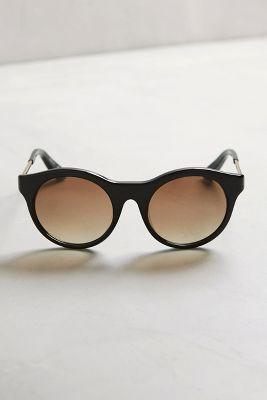 Elizabeth and James Crawford Sunglasses Black One Size Eyewear
