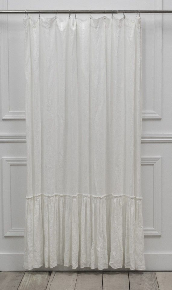 gray ruffles for style astonishing rows shower white and linen blue sxs curtain with uncategorized of curtains