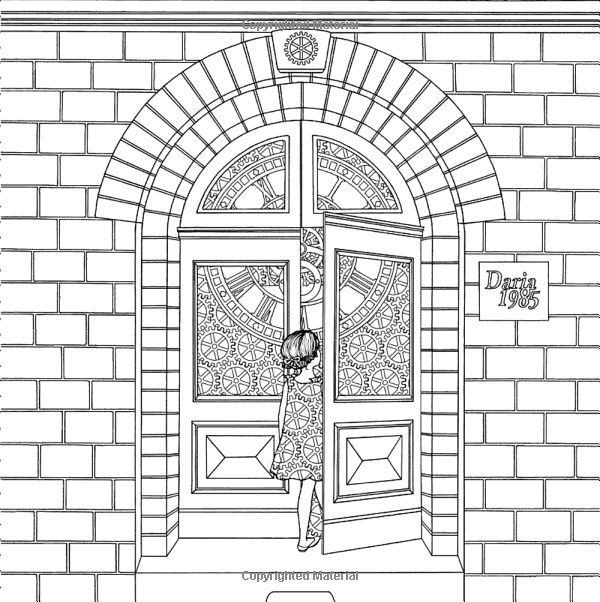 Daria Song coloring | Coloring Pages | Coloring books ...