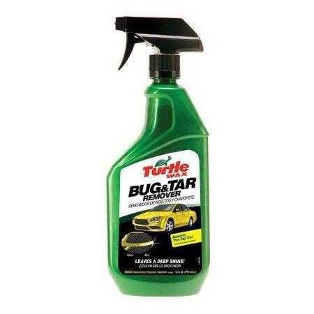 Turtle Wax Bug And Tar Remover 16 Oz Target Bottle Lights