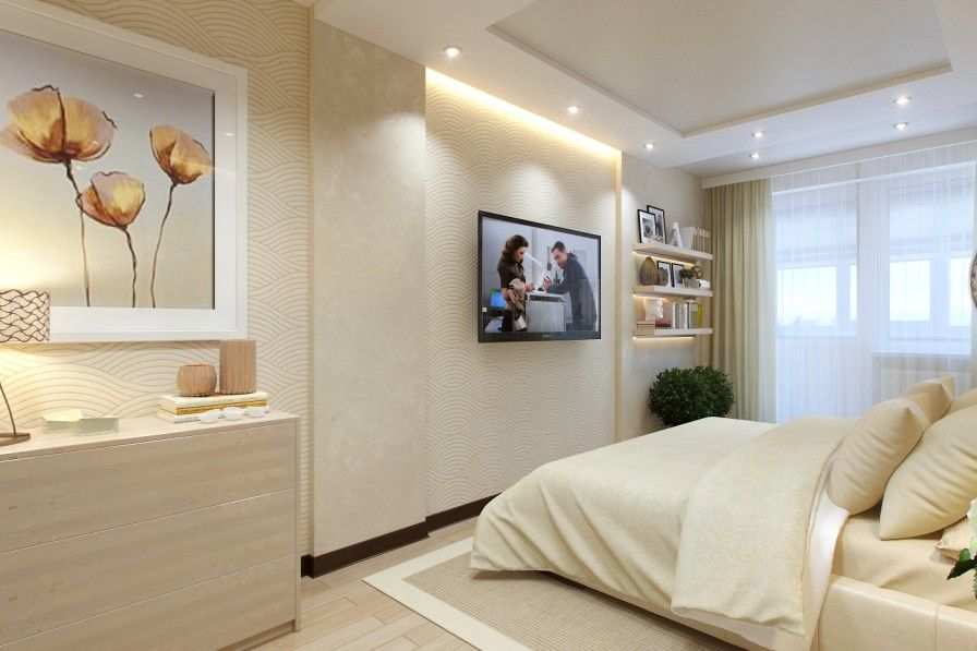 Merveilleux Cream Bedrooms