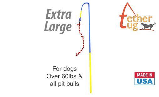 Doggyloot - Buy Tether Tugs - Doggyloot