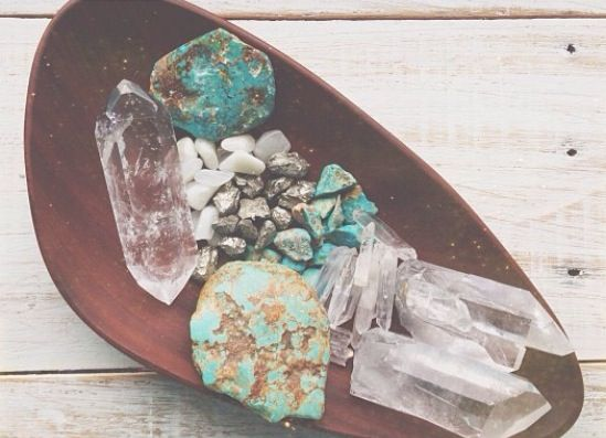 crystals / Sacred Spaces <3