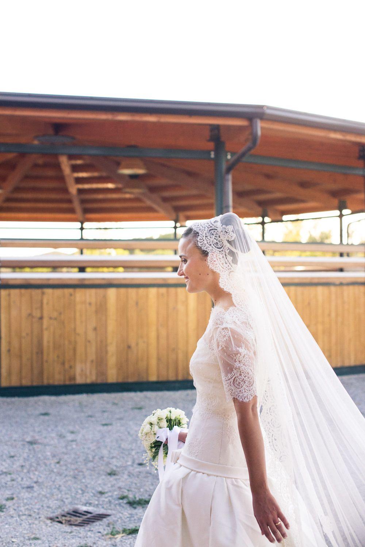 Photography: LoveFolio Wedding Photography - www.lovefolio.biz  Eleonora & Alessandro, a horse farm wedding in Tuscany on Style Me Pretty  Read More: http://www.stylemepretty.com/destination-weddings/2014/12/10/horse-farm-wedding-in-italy/